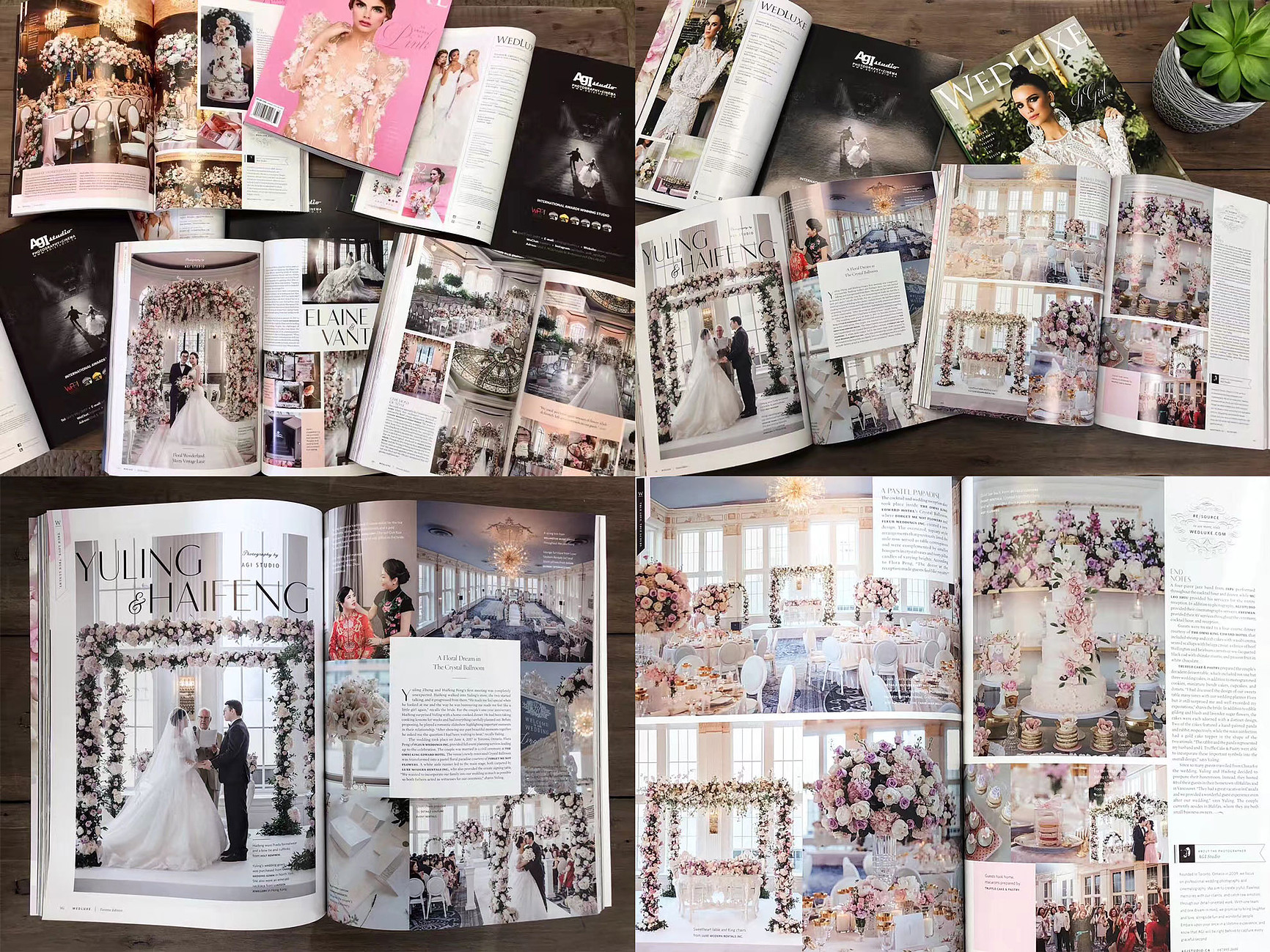 Agi studio wedluxe special the definition of fairy tail weddings the wedluxe editorial is a by invitation collection that is produced on a bi annual basis through the review of professionals and industry leaders stopboris Gallery