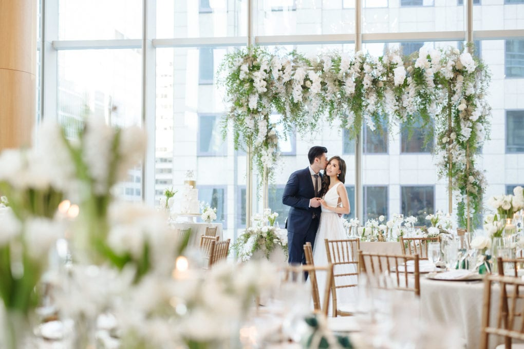 Featured Toronto Wedding Location: Shangri-La Hotel- AGI Studio Toronto Wedding Photographers