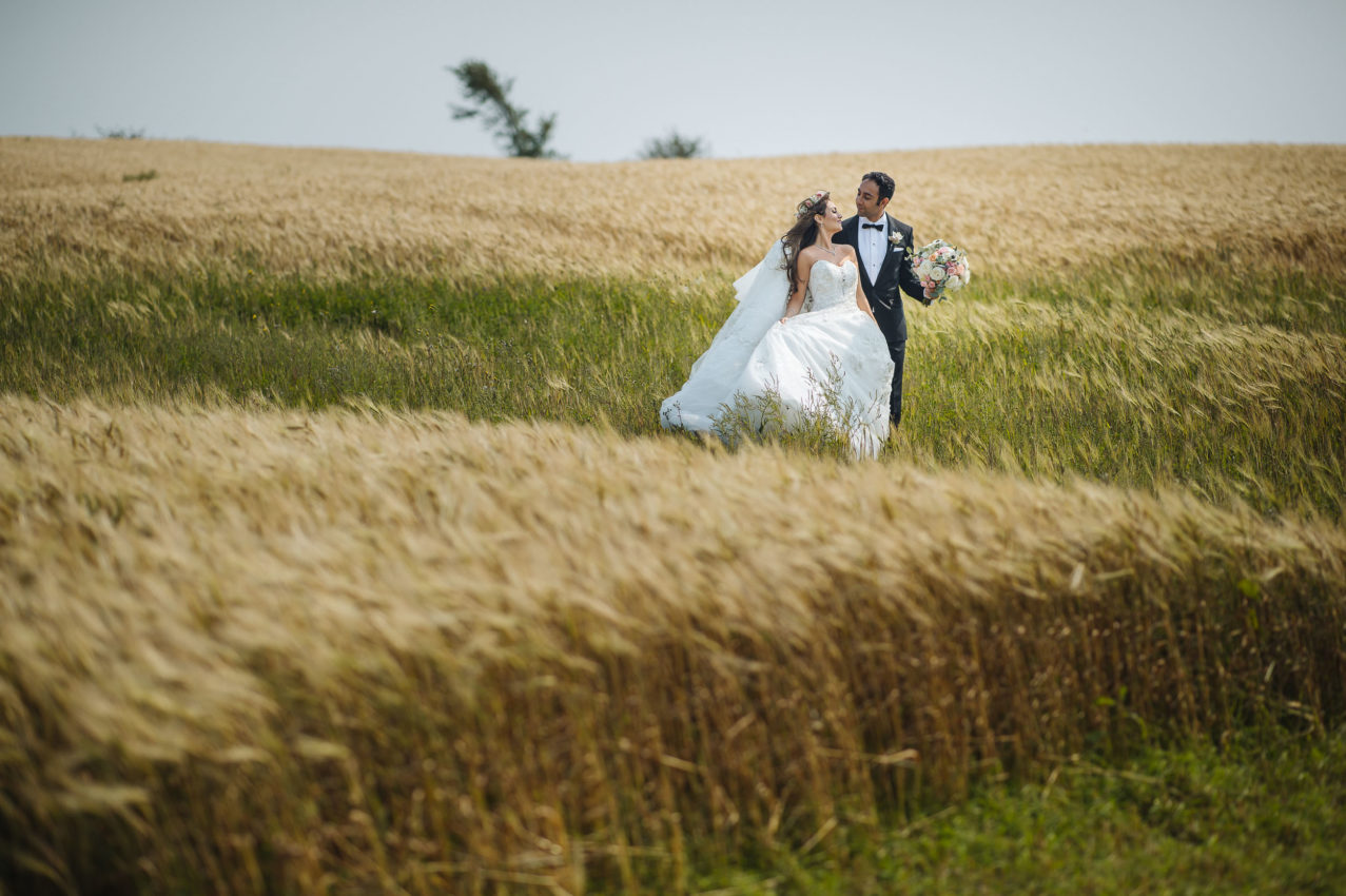 Best and Worst Times of Day to Take Wedding Photos- AGI Studio | Toronto Wedding Photographers