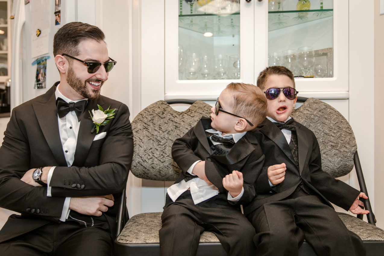 Pros and Cons of a Child-Free Wedding- AGI Studio Toronto Wedding Photographers