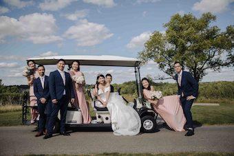 Welly & Howard's Wedding