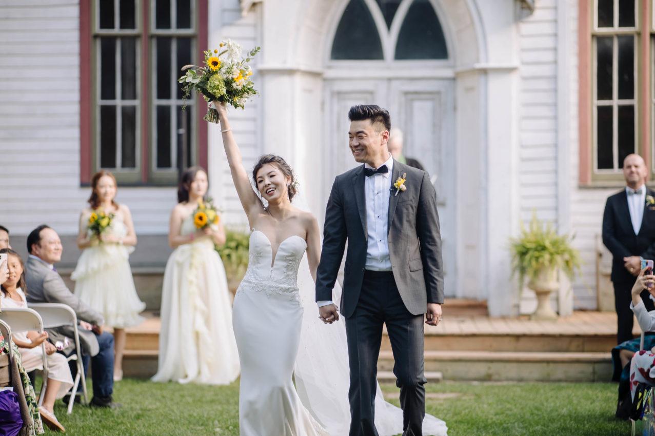 A Rustic Sunflower Filled Toronto Wedding- AGI Studio