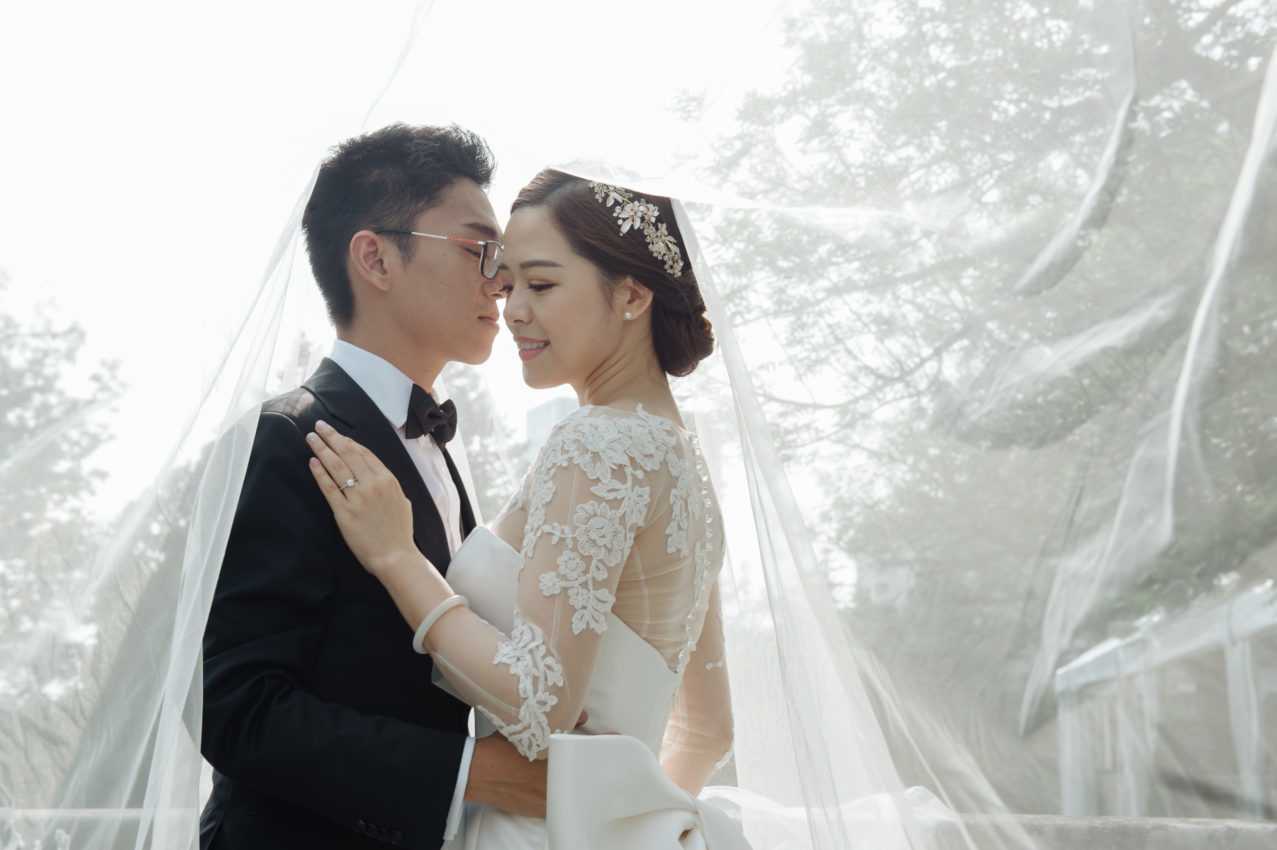 Becca & Yuchao Wedding Photos