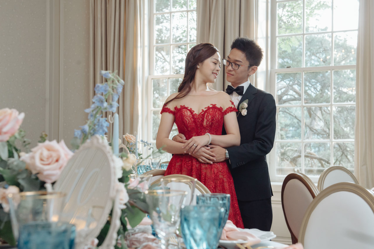 Colors to Avoid Wearing to a Chinese Wedding- AGI Studio | Toronto Wedding Photographers